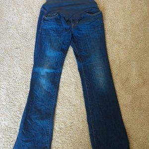 Old Navy Bootcut Maternity Jeans, 8L